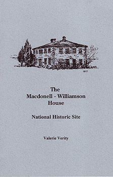 The Macdonell-Williamson House